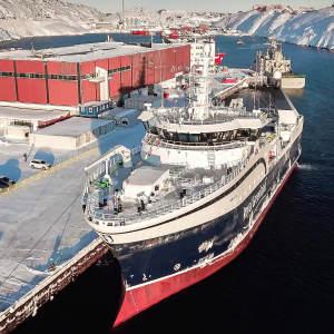 Royal Greenland finder nye veje i det hårdeste år i firmaets nyere historie