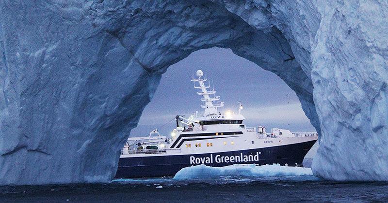 Download Royal Greenland S Logo Royal Greenland A S